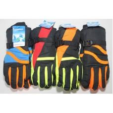 Горнолыжные перчатки. L613. Подросток - унисекс