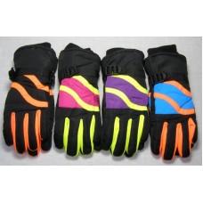 Горнолыжные перчатки. Kineed. L 1614. Размер: M(10).