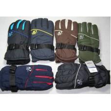 Горнолыжные перчатки. Huoho. A 2088. Размер: XL(12).