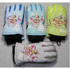 Горнолыжные перчатки. Kineed. L 1801 b. Размер: S(6).
