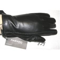 Paikang 729. Кожа, подкладка плюш. Размер: 8,5+10,5 (евро).