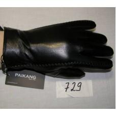 Paikang 729. Кожа, подкладка махра. Размер: 8,5+10,5 (евро).