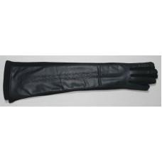 Wei Long Y1. Эко кожа + хлопок. Подкладка:  плюш.   Длинные: 50 см.   Размер: 6,5-8,5.